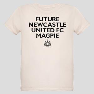Future Newcastle United FC Ma Organic Kids T-Shirt