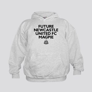 Future Newcastle United FC Magpie Kids Hoodie