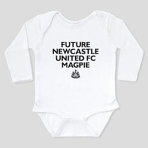 Future Newcastle Unite Long Sleeve Infant Bodysuit