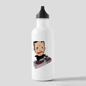 DJ Stainless Water Bottle 1.0L