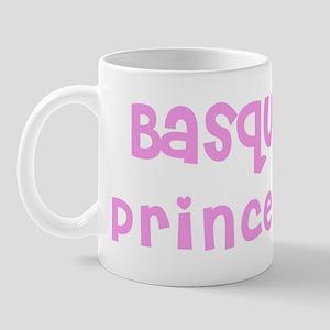 Basque Princess Mug