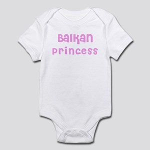 Balkan Princess Infant Bodysuit