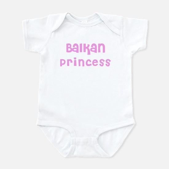Balkan Princess Infant Bodysuit