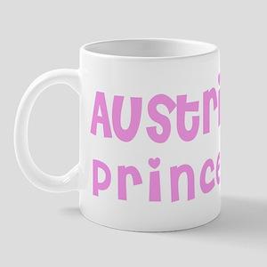 Austrian Princess Mug
