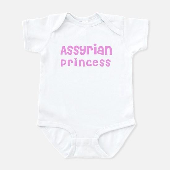 Assyrian Princess Infant Bodysuit