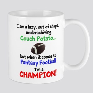 Lazy Champion Mug