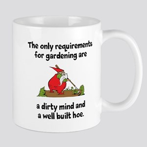 Gardening Requirements Mug