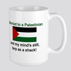 Married To A Palestinian Mugs
