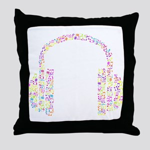 ! Throw Pillow