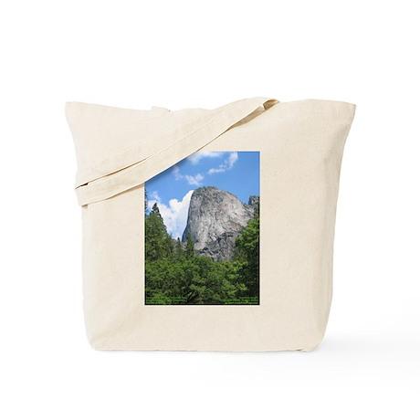 Yosemite Angel Tote Bag
