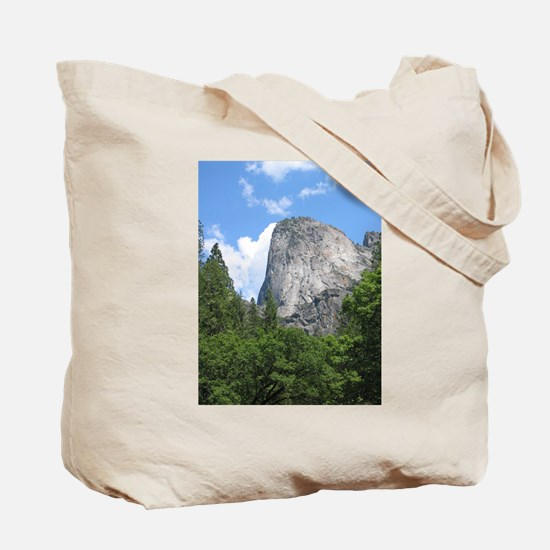 Yosemite Angel Tote Bag