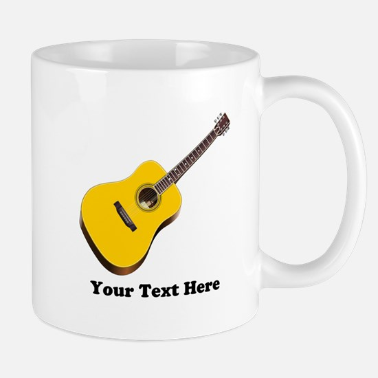 Guitar Personalized Mug