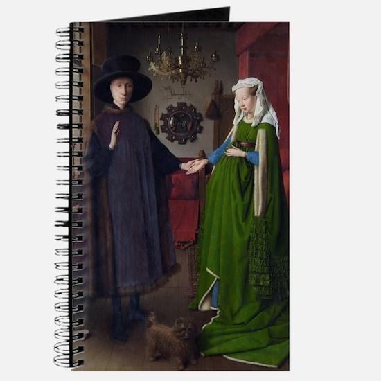 Arnolfini Marriage (by Jan van Eyck) Journal
