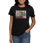 Opportunity Knocks Women's Dark T-Shirt