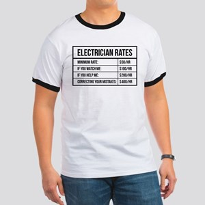 Electrician Rates Ringer T
