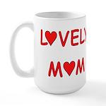 Lovely Mom Large Mug