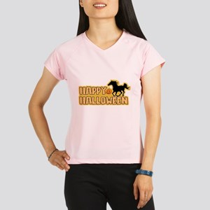 Halloween Horse Performance Dry T-Shirt