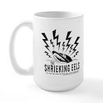 Princess Bride Shrieking Eels Large Mug