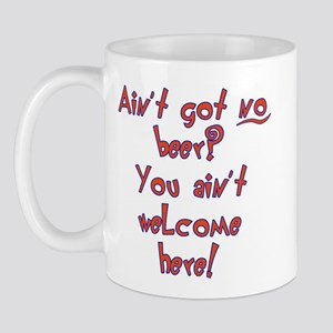 nobeer? Mug