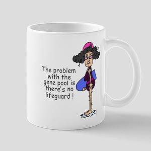 Funny Heredity Mug