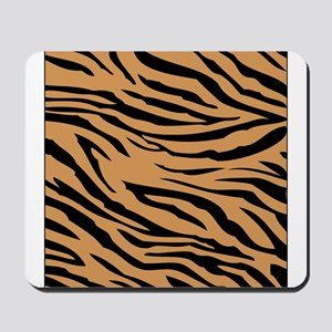 Tiger Stripes Mousepad