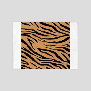 Tiger Stripes 5'x7'Area Rug