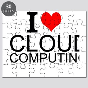 I Love Cloud Computing Puzzle