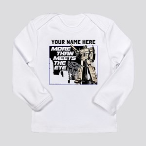 More Than Meets The Eye Long Sleeve T-Shirt