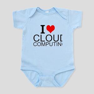 I Love Cloud Computing Body Suit