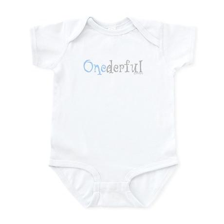Onederful (boy) Infant Bodysuit