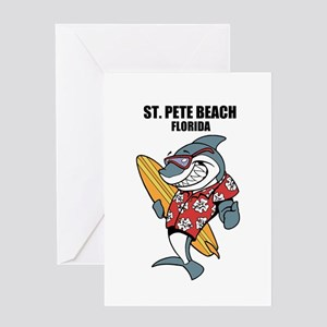 St. Pete Beach, Florida Greeting Cards