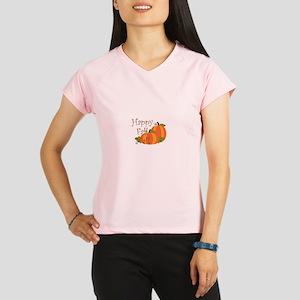 Happy Fall Y'all Performance Dry T-Shirt