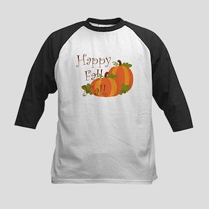 Happy Fall Y'all Baseball Jersey