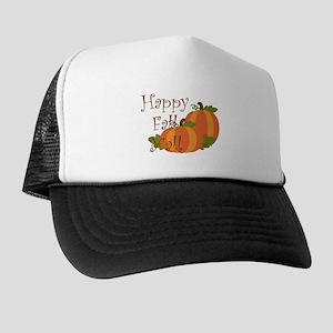 Happy Fall Y'all Trucker Hat