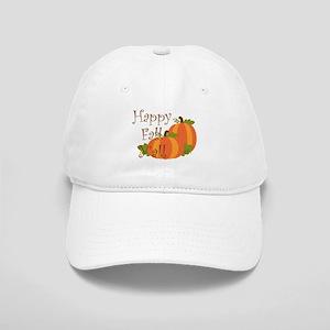 Happy Fall Y'all Baseball Cap