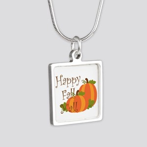 Happy Fall Y'all Necklaces