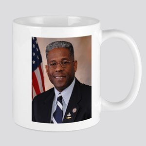 Tea Party favorite Allen West Mugs