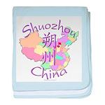 Shuozhou China baby blanket