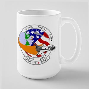 STS-52L Challenger's Last Large Mug