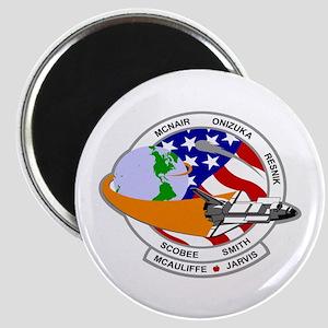STS-52L Challenger's Last Magnet