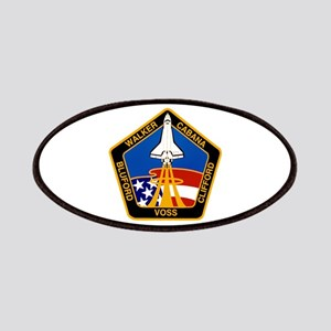 STS-53 Discovery Patches