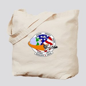 STS-52L Challenger's Last Tote Bag