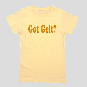 Got Gelt Girl's Tee