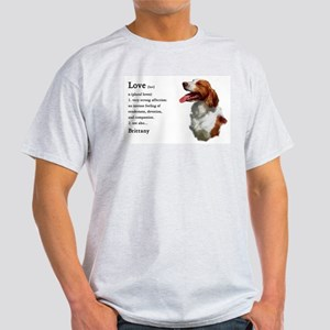 American Brittany Spaniel Light T-Shirt