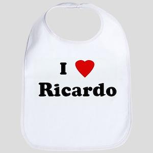 I Love Ricardo Bib