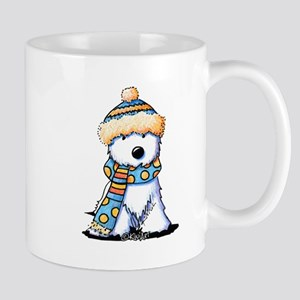 Winter Whimsy Westie Mug