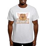 Bears are Angel's Ash Grey T-Shirt