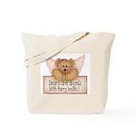 Bears are Angel's Tote Bag