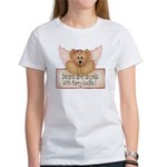 Bears are Angel's Women's T-Shirt