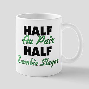 Half Au Pair Half Zombie Slayer Mugs